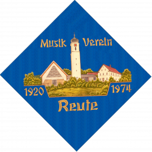 Fahne Musikverein Reute e.V.